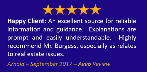 Arnold Avvo Review September 2017