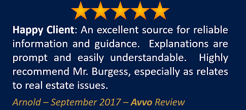Arnold September 2017 Avvo Review