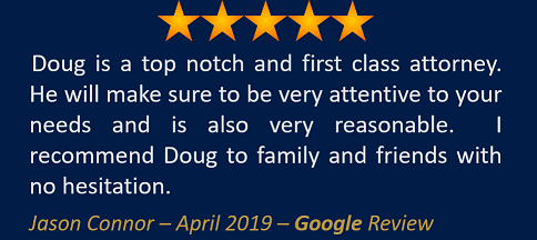 Jason Connor April 2019 Google Review